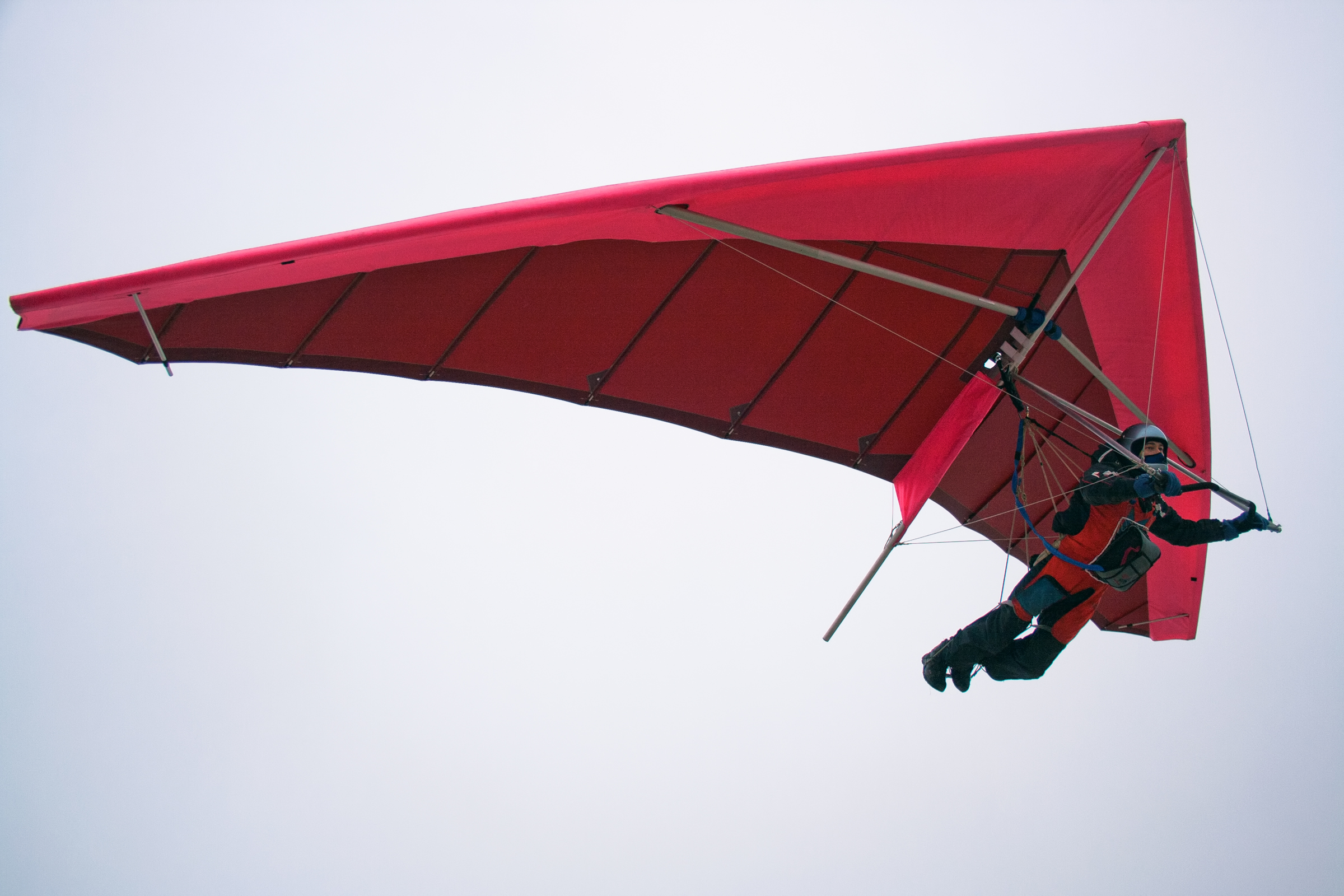 Hang Gliding in Ohio