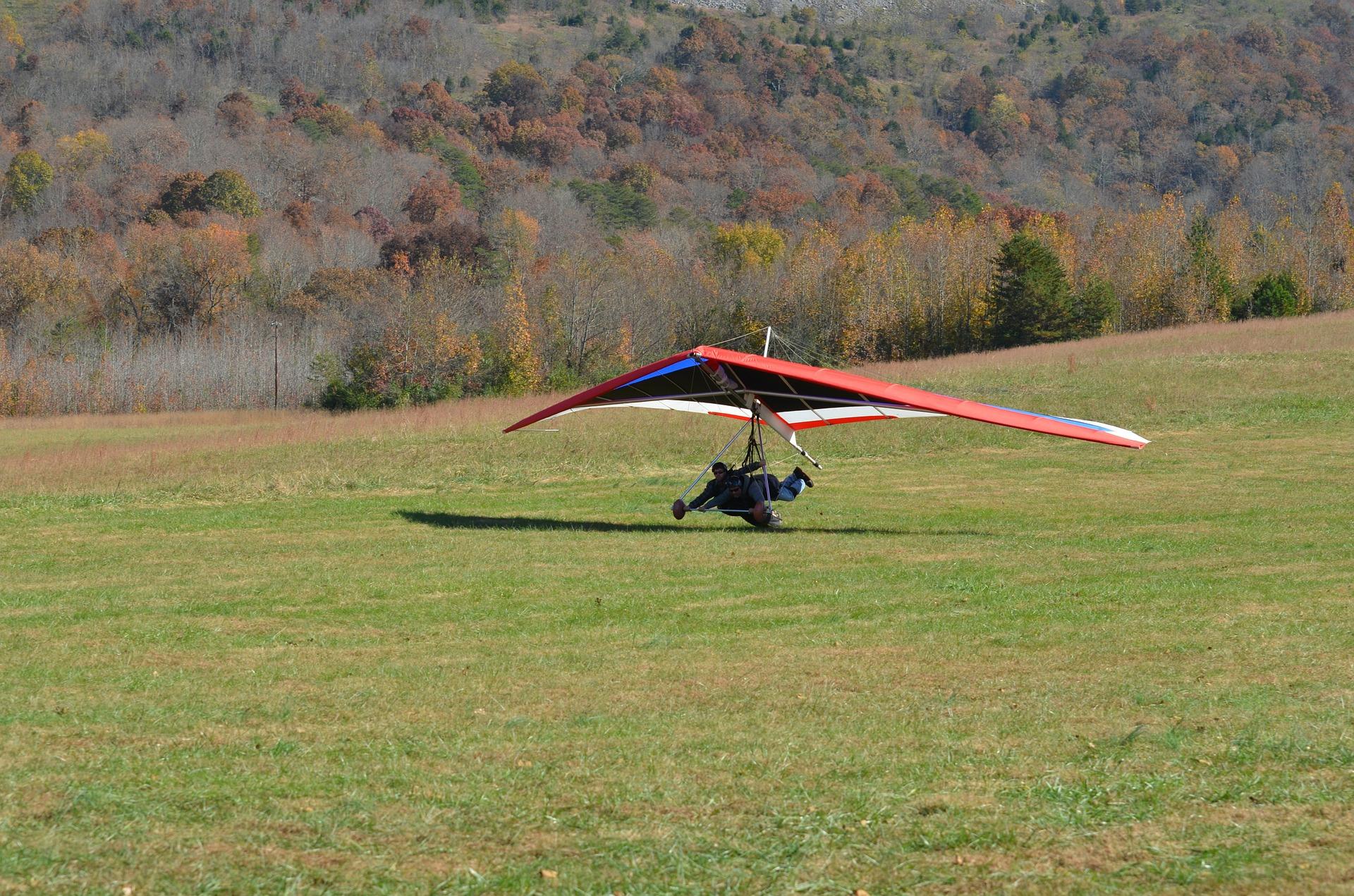 Hang Gliding in North Dakota