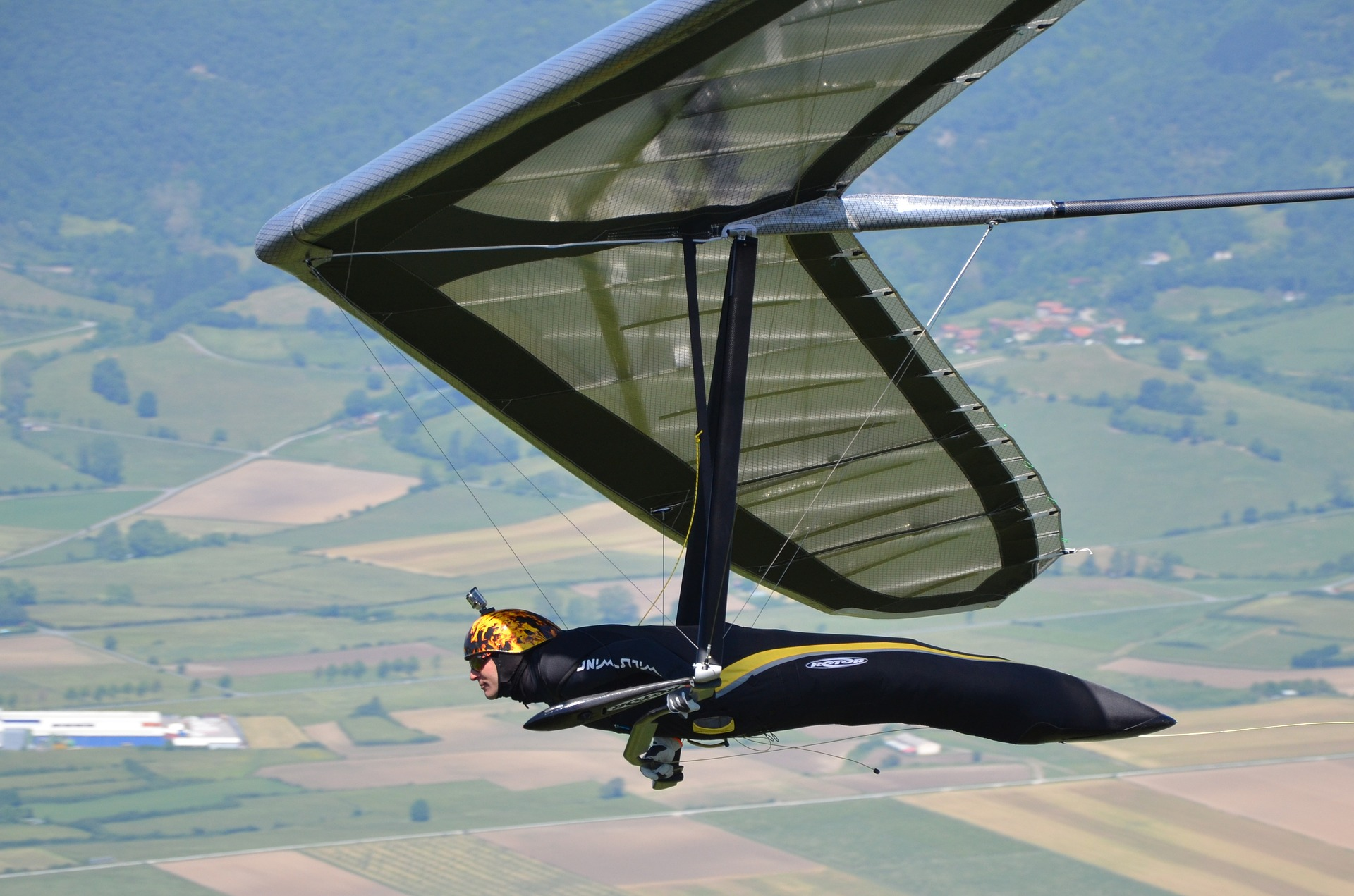Hang Gliding in South Carolina