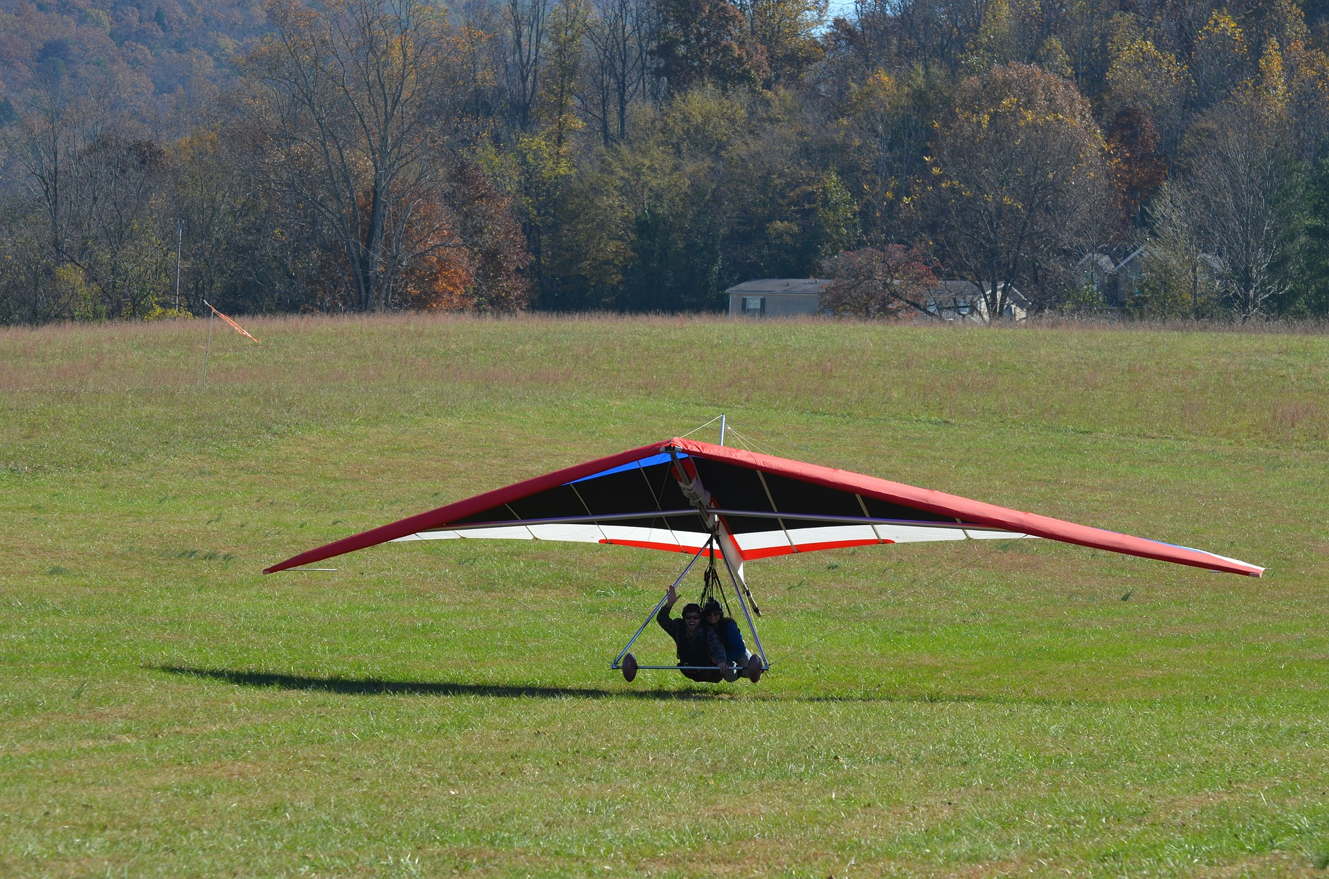 Hang Gliding in Kansas